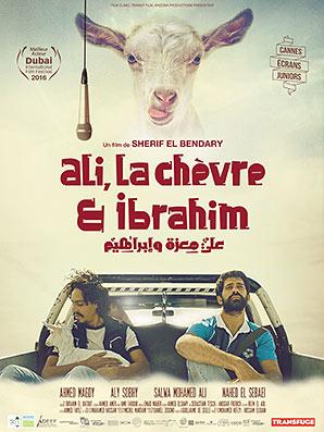 Ali, la chèvre & Ibrahim - Affiche