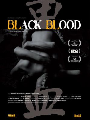 Black Blood - Affiche
