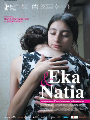Eka & natia - Affiche