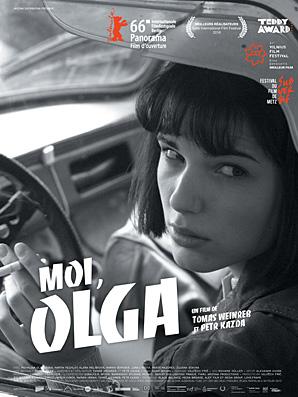 Moi, Olga - Affiche