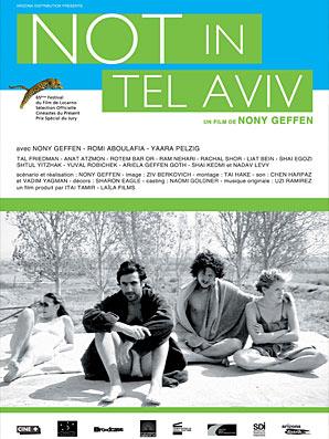Not in Tel Aviv - Affiche