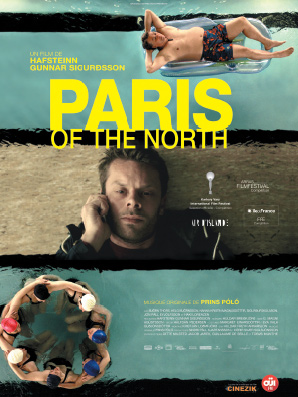 Paris of the North - Affiche
