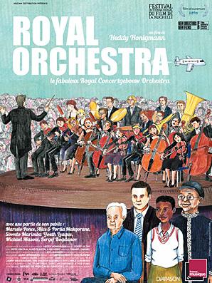 Royal Orchestra - Affiche