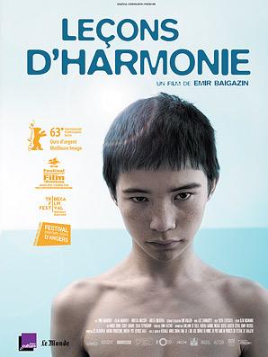 Leçons d'harmonie - Affiche