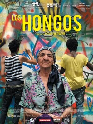 Los Hongos - Affiche