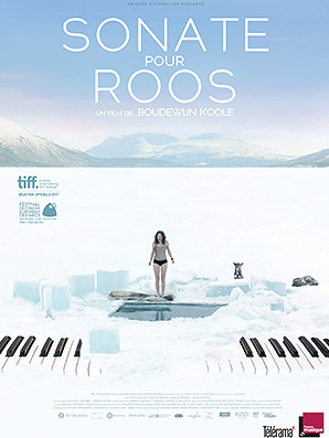 Sonate pour Roos - Affiche