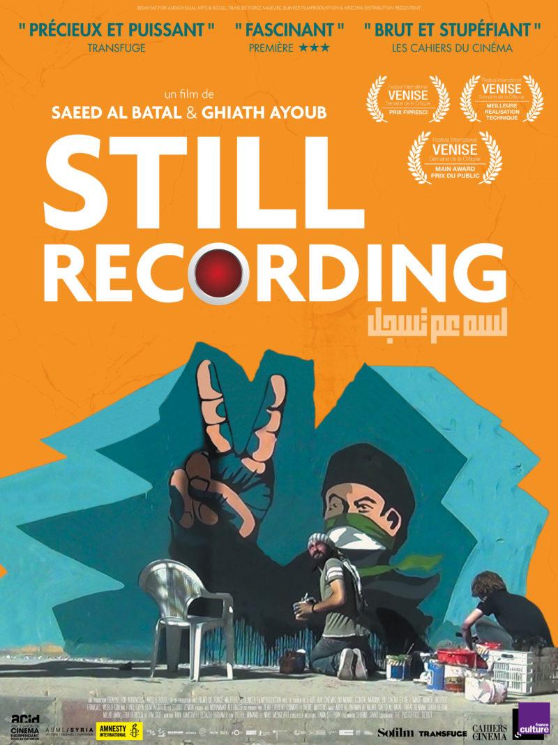 Still Recording - Affiche