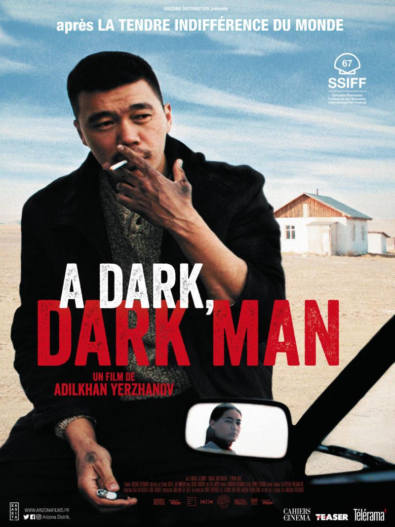 A DARK, DARK MAN - Affiche
